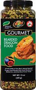 Zoo Med Gourmet Bearded Dragon Food 15 Ounce