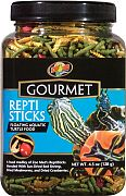Zoo Med Gourmet Reptisticks For Aquatic Turtles 4.5 Ounce