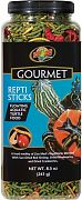 Zoo Med Gourmet Reptisticks For Aquatic Turtles 8.5 Ounce