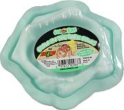 Zoo Med Hermit Crab Combo Bowl Glow In The Dark Glow