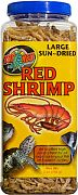 Zoo Med Large Sun-Dried Red Shrimp 2.5oz
