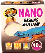 Zoo Med Nano Basking Spot Lamp 40 Watt