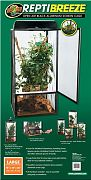 Zoo Med Reptibreeze Screen Cage Large