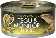 Zoo Med Tegu & Monitor Food Canned