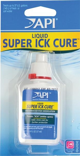 Mars Fishcare Liquid Super Ick Cure 1 25oz - Mars Fishcare